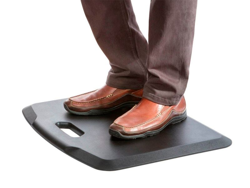 Workstream By Monoprice Sit-stand Anti-fatigue Mat, Small