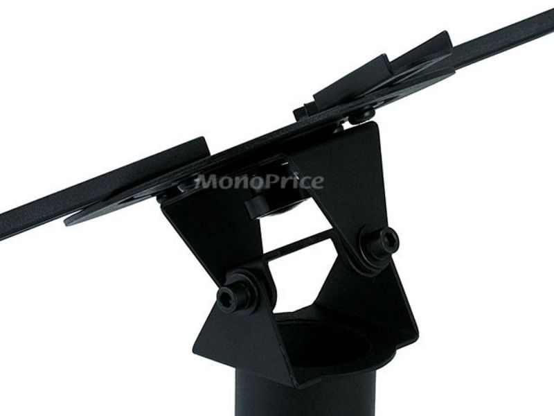 Monoprice Commercial Series Rotating Ceiling Bracket Mount For Projector (max 50 Lbs.)