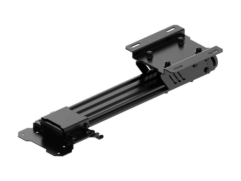Monoprice Commercial Series Adjustable Folding Ceiling Tv Mount For Led Tvs 10In To 40In, Max Weight Up To 66 Lbs., Max Extension 15.7In, Vesa Patterns Up To 100X100