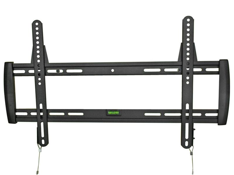 Monoprice Slimselect Series Low Profile Fixed Tv Wall Mount Bracket - For Led Tvs 32in To 52in, Max Weight 125 Lbs, Vesa Patterns Up To 600x400