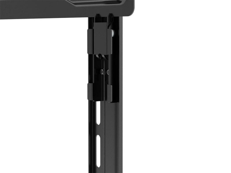 Monoprice Slimselect Series Low Profile Fixed Tv Wall Mount Bracket For Led Tvs 32in To 55in, Min Extension 0.71in, Max Weight 77 Lbs, Vesa Patterns Up To 400x400