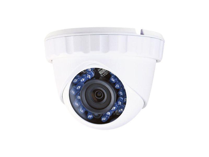 Mono Mp Full Hd 1080p Tvi Security Camera, 920x1080p@30fps, 2.8mm Fixed Lens, Indoor/outdoor, Ip66, 65 Ft Ir Distance