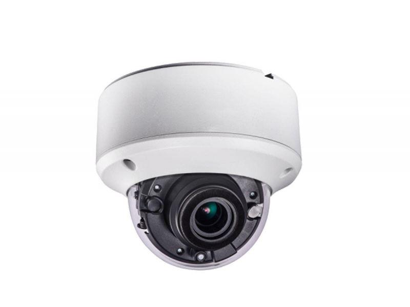 Monomp Vandal Dome Hd-Tvi Security Camera Motorized Varifocal 2.8-12Mm, 2 Matrix Ir Up To 131Ft Range, Ip67, Ik10