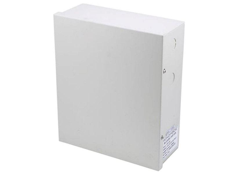 Mono Channel Cctv Camera Power Supply - 12vdc - 10amps
