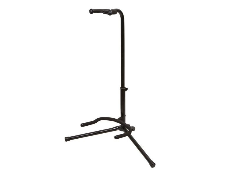 Monoprice Classic Adjustable Guitar & Bass Stand