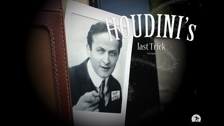 Houdinis Last Trick (gimmicks And Online Instructions) By Peter Eggink - Trick