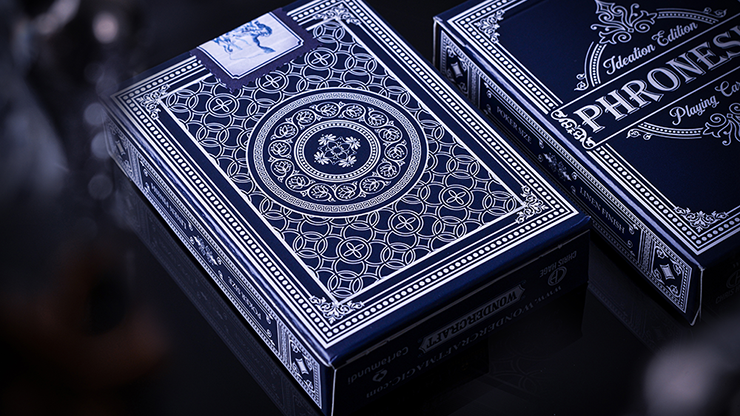 Phronesis Playing Cards (ideation) By Chris Hage