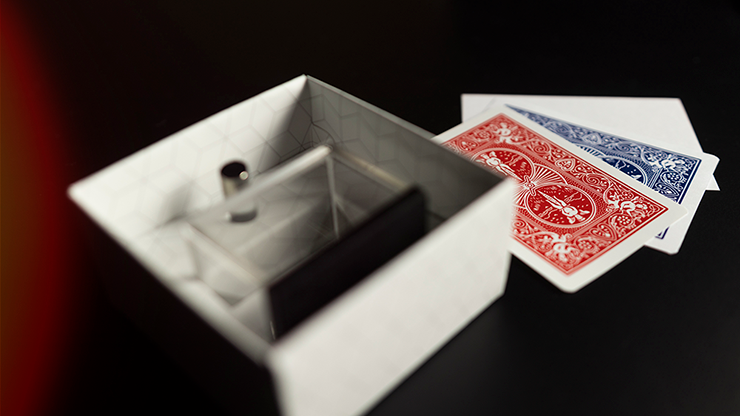 Vision Box 2.0 By João Miranda Magic - Trick