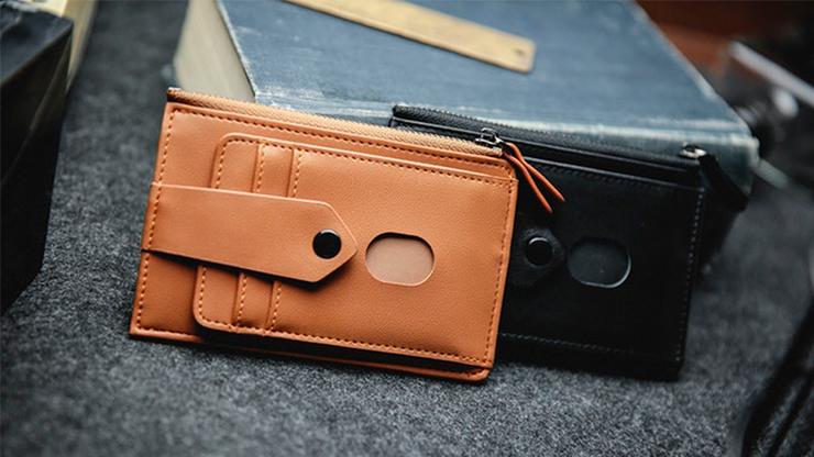 The Edge Wallet (Black) By Tcc - Trick