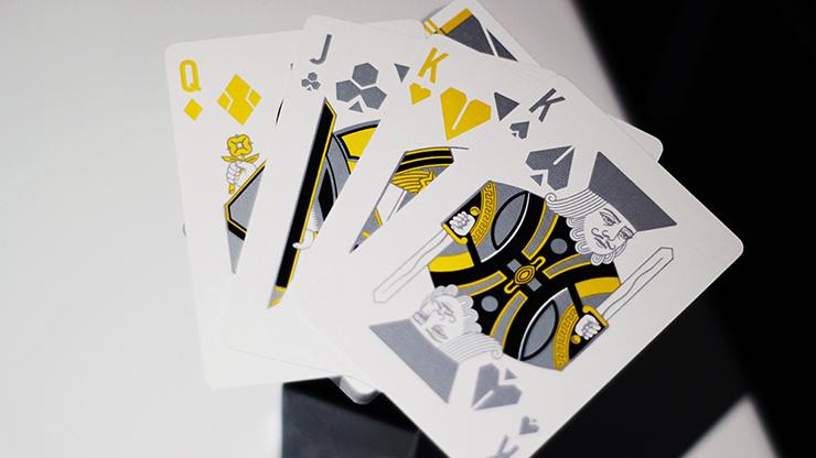 Mako Silversurfer Playing Cards By Gemini