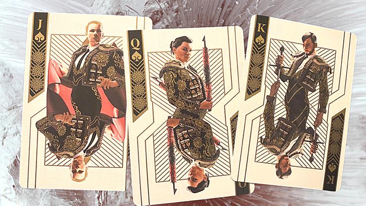 Bicycle Matador (Black) Playing Cards