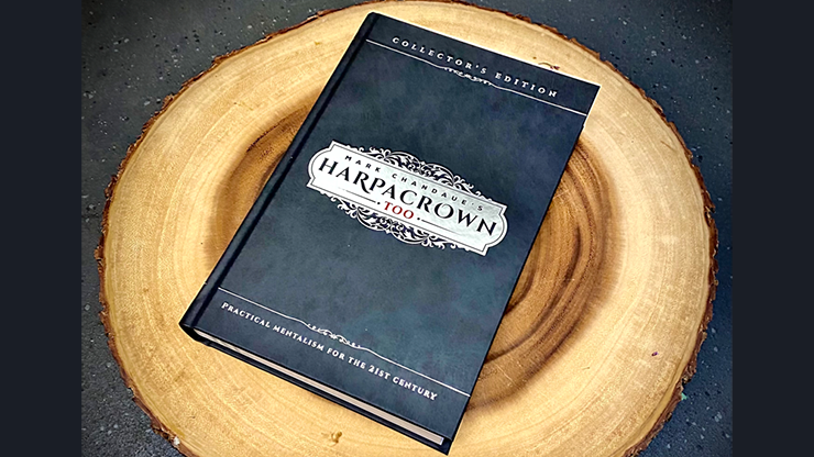 Mark Chandaue's Harpacrown Too (collector's Edition) By Mark Chandaue - Book