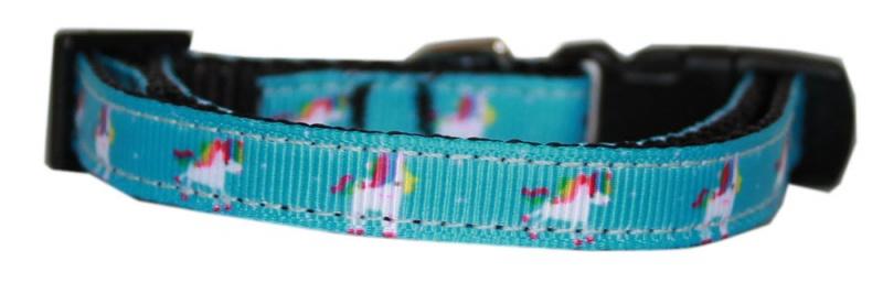 Little Cowgirl Nylon Ribbon Pet Leash 1 Wide 6ft