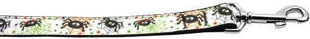 Itsy Bitsy Spiders 1 Inch Wide 6Ft Long Leash
