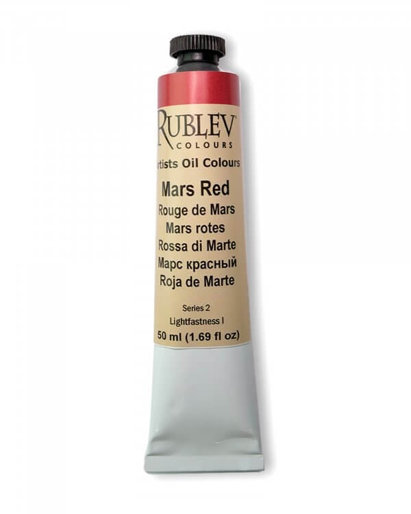Mars Red 50ml