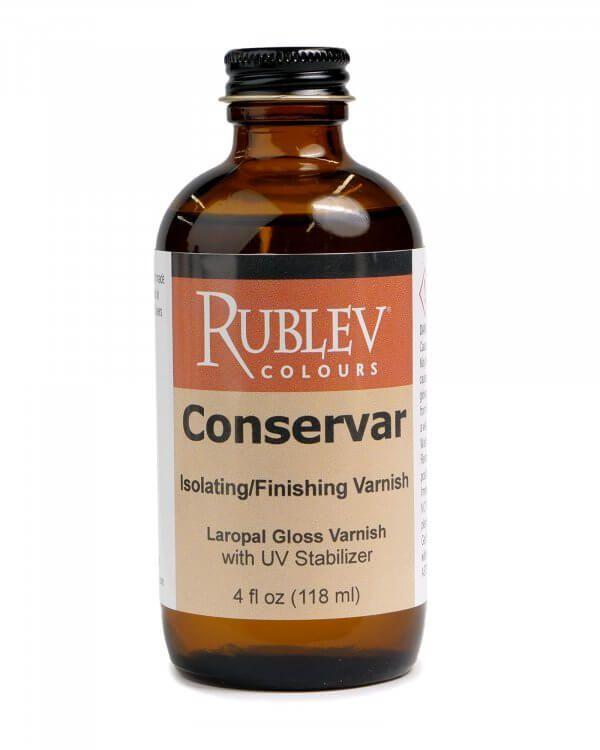 Conservar Isolating/finishing Varnish (gloss) 4 Fl Oz