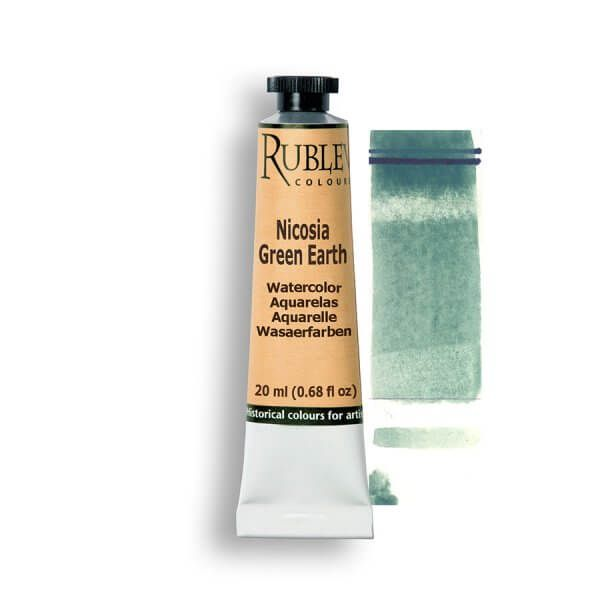 Rublev Colours Nicosia Green Earth
