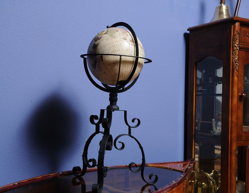 Globe On Tristand