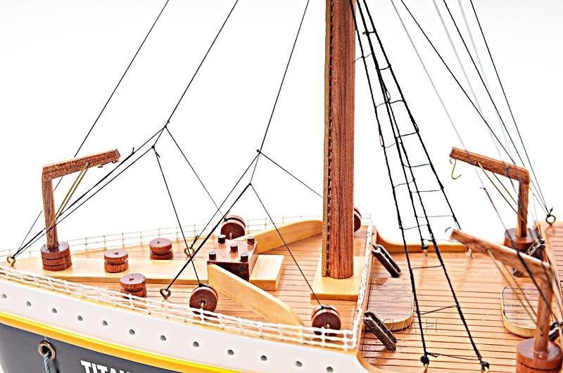 Titanic Painted Medium