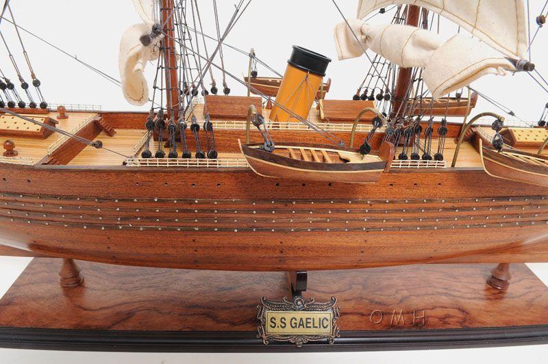 S.S. Gaelic L80
