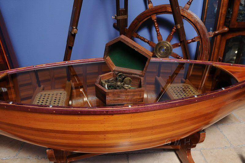 Nautical Sextant In Wood Box (Medium)