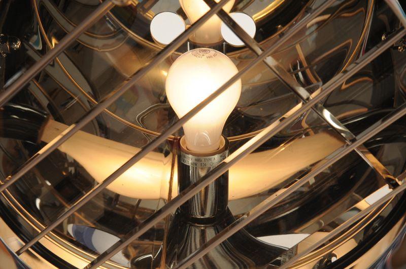 Stainless Steel Floor Lamp