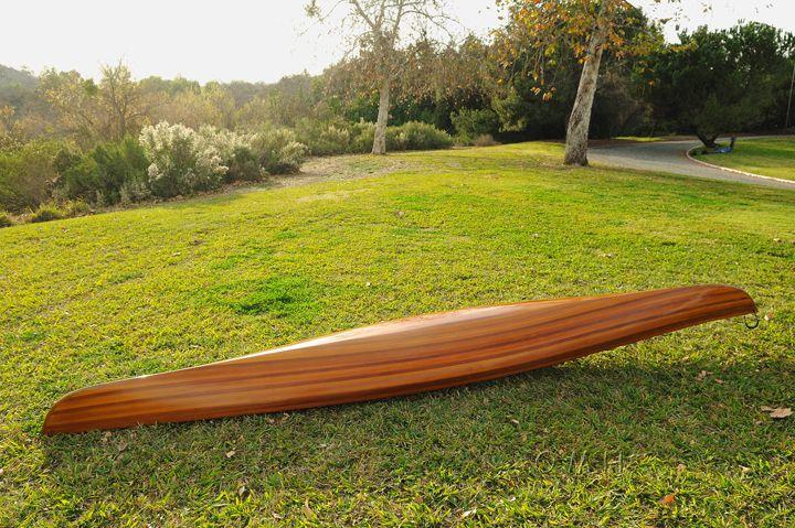Wooden Kayak 15