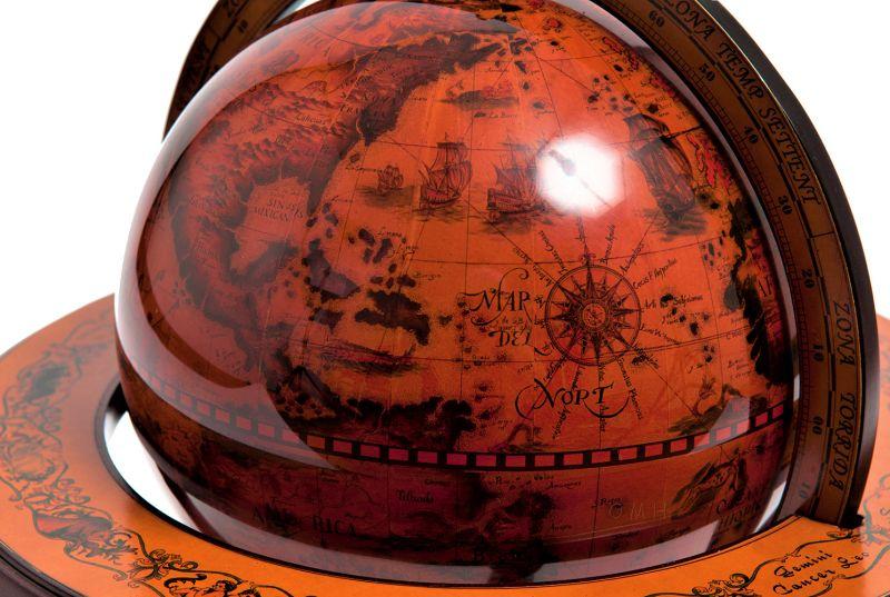 Globe 8 3/4 Inches