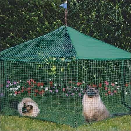 Gazebo Yard And Garden Outdoor Cat Enclosure