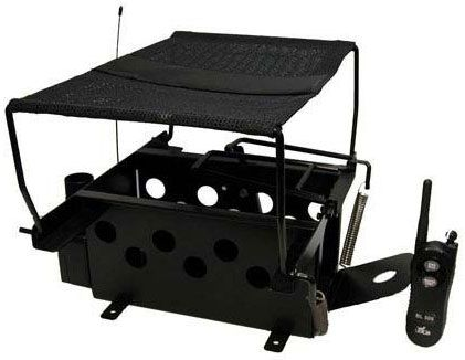 Remote Bird Launcher For Quail And Pigeon Size Birds