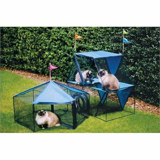 Carnival Outdoor Cat Enclosure