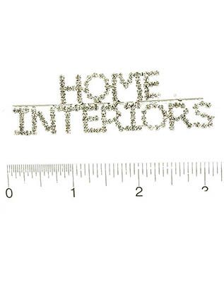 Home Interiors Paved Crystal Stone 1 Inch Tall