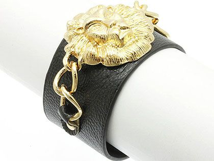 Leather Clip Metal