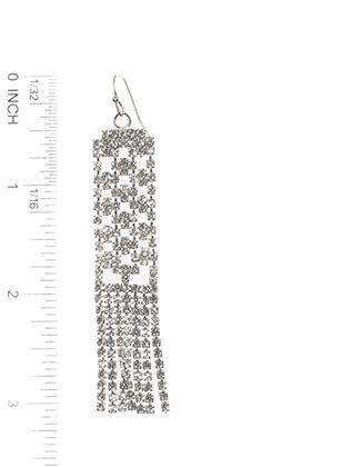 Rhinestone Chain Drape Wedding