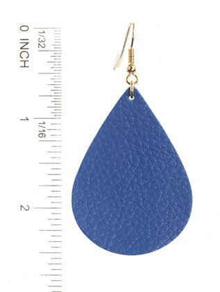 Fish Hook Leather 2 1