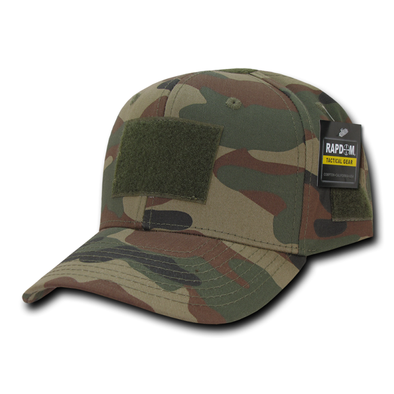 Tactical Structured Operator Cap, Wdl