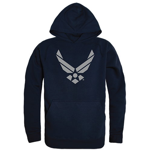Basic Military Pullover,Aforce, Navy, m