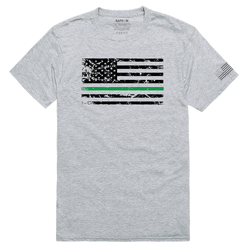 Tactical Graphic Tee, Tgl Flag, Hgy, l