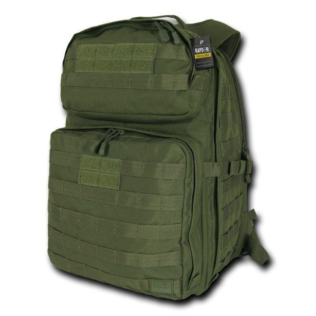 Lethal 24, 1 Day Assault Pack, Olive d