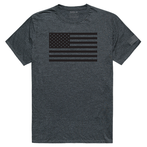 Tactical Graphic T, Tonal Flag, Hch, 2x