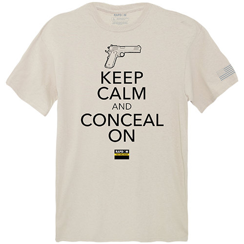 Tactical Graphic T, Conceal On, Snd, S