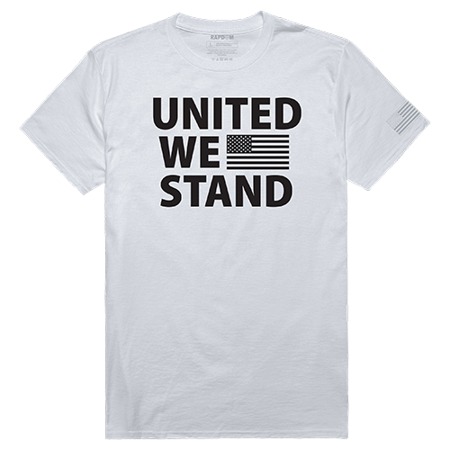 Tacticalgraphict,United We Stand,Wht, Xl