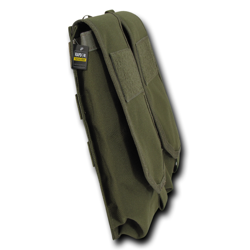 Rapid Dominance Double Ar Mag Pouch W/ Cover