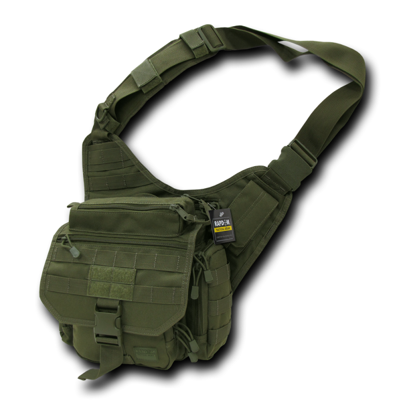 Tactical Field Bag, Olive Drab