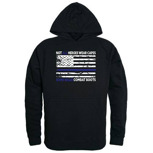 Graphic Pullover, Not All W/Tbl, Blk, Xl