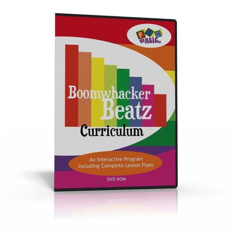 Boomwhacker Beatz Curriculum Edition