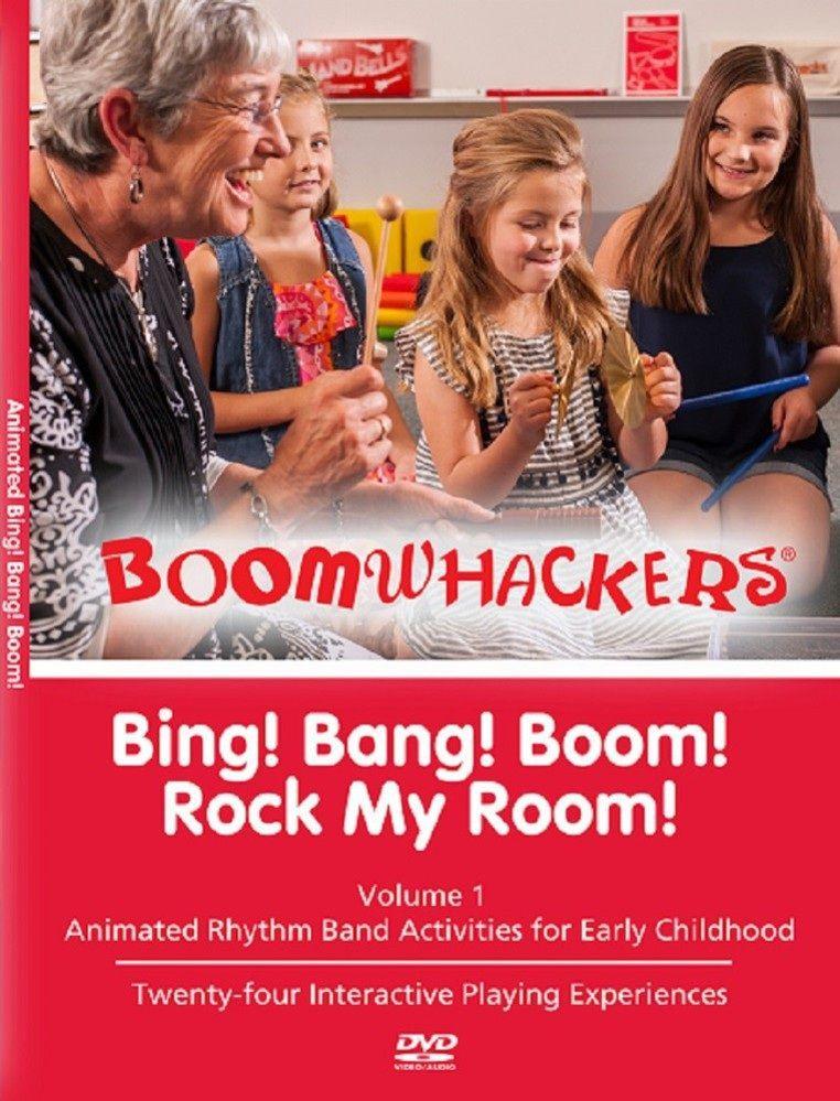 Animated Bing! Bang! Boom!