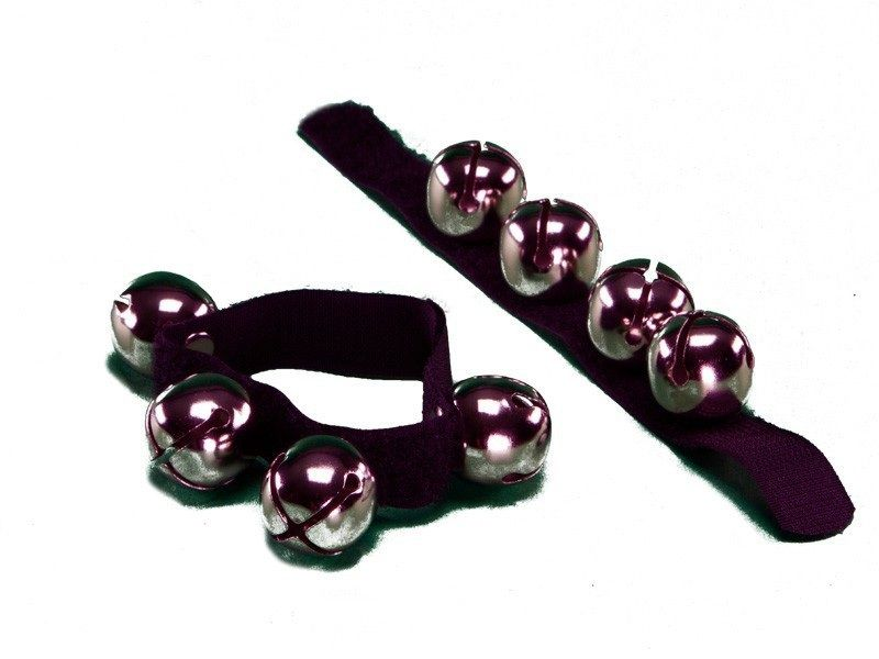Wrist / Ankle Bells With Velcro