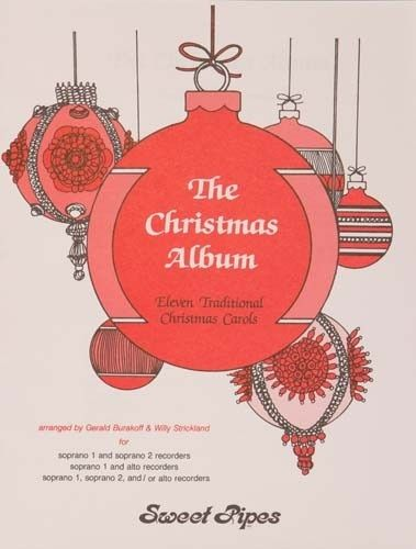 The Christmas Album, By Burakoff
