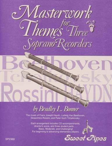 Masterwork Themes For Three Recorders